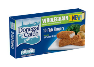 wholegrain fish fingers