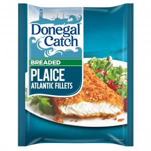 Breaded Plaice Fillets 450g