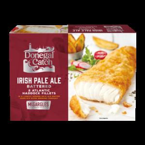 Irish Pale Ale Battered Haddock Fillets