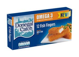 12 Omega 3 Fish Fingers