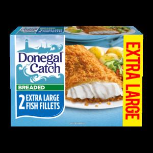 2 XL fish fillets
