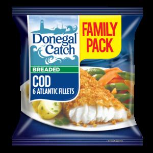 6 pack cod fillets
