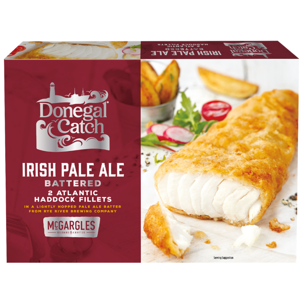 Beer Battered cod