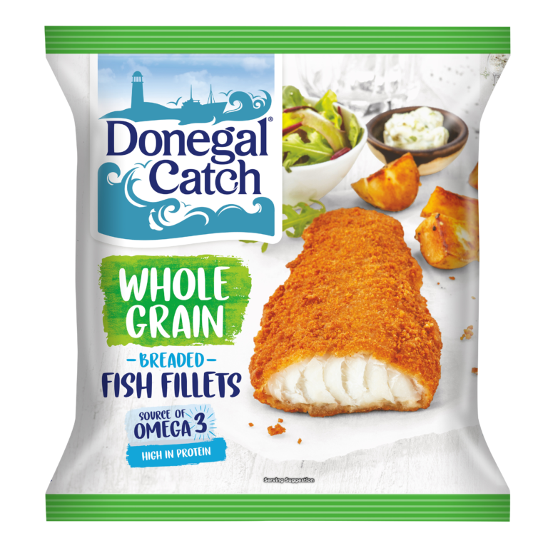 Donegal Catch Wholegrain Fish Fillets
